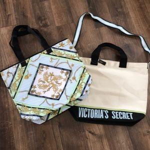 Victoria's Secret pair bags